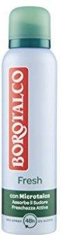 Deodorant sprej Borotalco