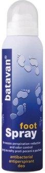 Deodorant sprej na nohy Batavan