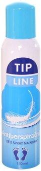 Deodorant sprej na nohy Tip Line
