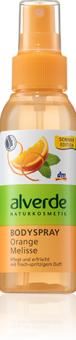 Deodorant sprej tělový Alverde