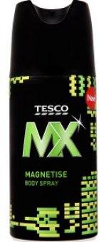 Deodorant sprej Tesco
