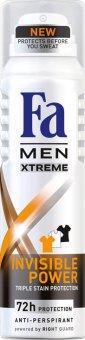 Deodorant sprej Xtreme Men Fa