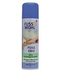 Deodorant sprej na nohy Fuss Wohl