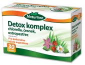 Doplněk stravy Detox komplex Naturline