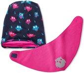 Dětská čepice a šátek Tchibo