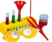 Dětská chemická laboratoř