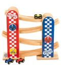 Dětská dřevěná závodní dráha Carousel