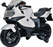 Dětská elektrická motorka Buddy Toys