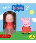 Dětská hra Kde je Peppa? Albi