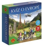 Dětská hra Kvíz o Evropě
