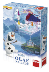 Dětská hra Olaf na ledě Dino