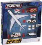 Dětská hrací sada letiště Teamsterz