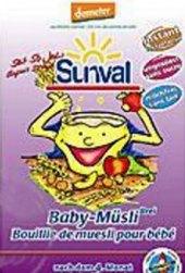 Dětská kaše bio Sunval