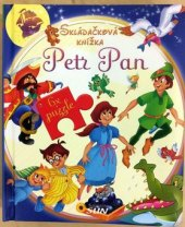 Kniha pro děti s puzzle