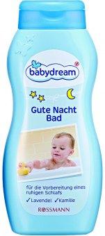 Koupel na dobrou noc dětská Babydream