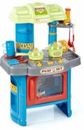 Dětská kuchyňka Kids World