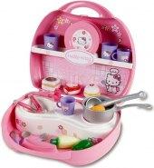 Dětská kuchyňka v kufříku PlayGo