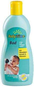 Pěna do koupele dětská Babytime
