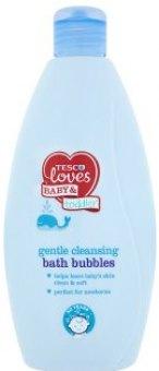 Dětská pěna do koupele Loves Baby Tesco