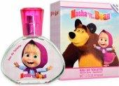Dětská toaletní voda Máša a medvěd