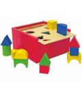 Dětská vkládací krabička Woody