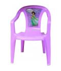 Dětská plastová židle