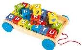 Dětské dřevěné kostky Carousel