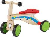 Dětské dřevěné odrážedlo Playtive Junior