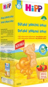 Keksy jablečné dětské Bio HiPP