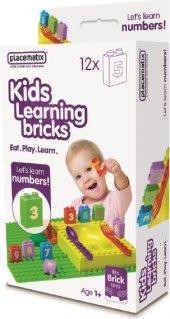 Dětské kostky Learning bricks Placematix