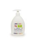 Dětské koupelové mléko a šampon 2v1 Baby Trudi