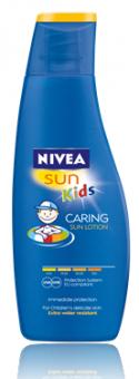 Mléko dětské na opalování Sun Nivea