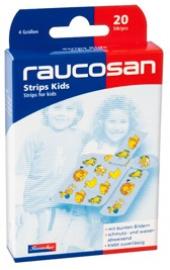 Náplast dětská Raucosan