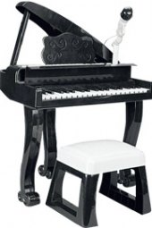 Dětské piano Carousel