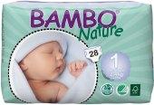 Pleny dětské Bambo Nature