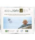 Dětské pleny bio Eco by Naty