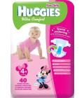Pleny dětské Huggies Ultra Comfort