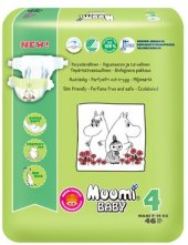 Dětské eko pleny Muumi Baby