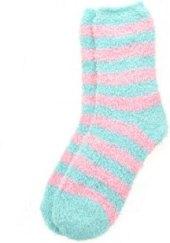 Dětské plyšové ponožky