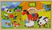 Dětské puzzle Carousel