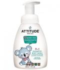 Dětské tělové mýdlo, šampon a balzám 3v1 Attitude