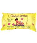 Vlhčené ubrousky dětské Baby Lindo