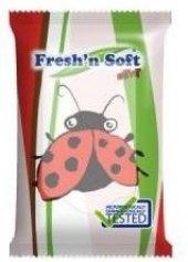 Vlhčené ubrousky dětské Fresh'n Soft