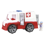 Dětské záchranářské auto Lena