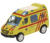 Dětské záchranářské auto