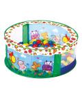 Dětský bazén s míčky Bino