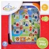 Dětský tablet Junior Pad Carousel