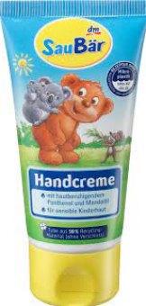 Dětský krém na ruce SauBär
