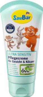 Dětský krém Ultra Sensitiv SauBär