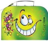 Dětský kufřík Funny face Argus
